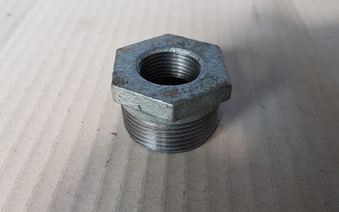 Riduzione in ferro 1.1/4×3/4 MF