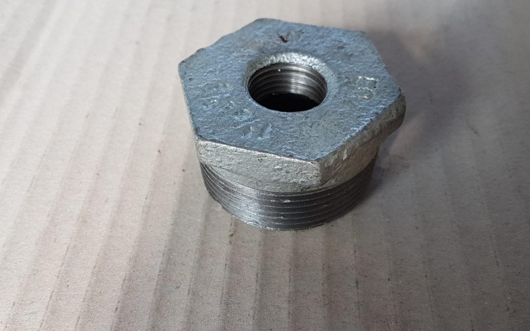 Riduzione in ferro 1.1/2×1/2 MF