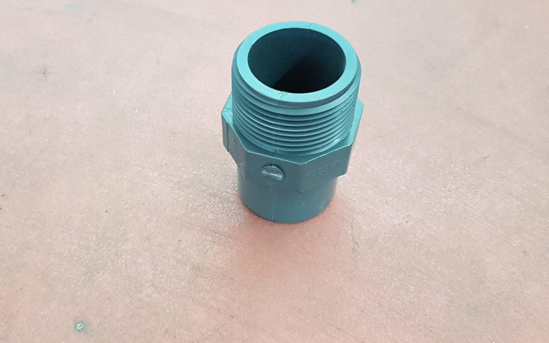 Maggioratore in PVC 1.1/2×1.1/4