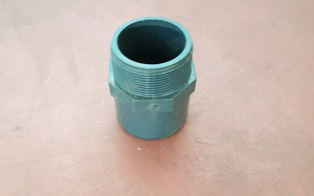 Vite in PVC 63x50x2