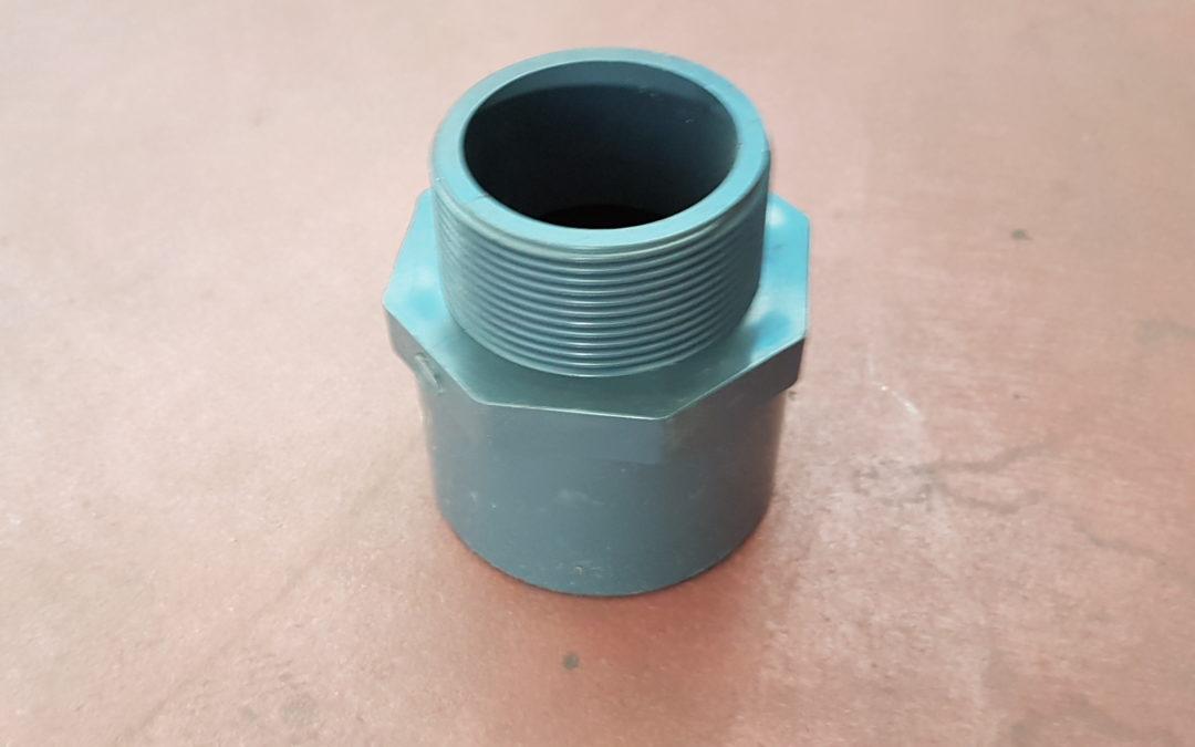 Vite in PVC 75x63x2