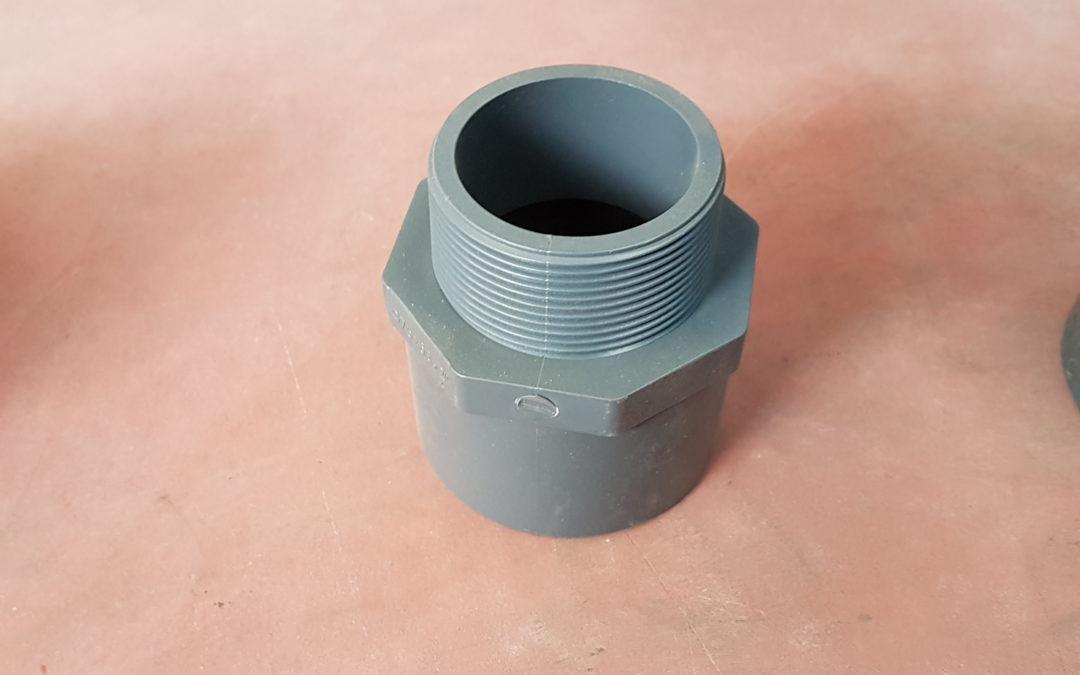 Vite in PVC 110x90x3