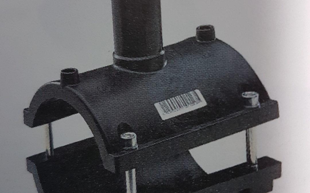 Collare di presa elettrico 50×32